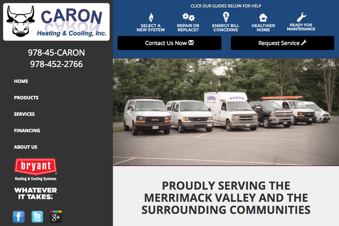 Caron Heating & Cooling